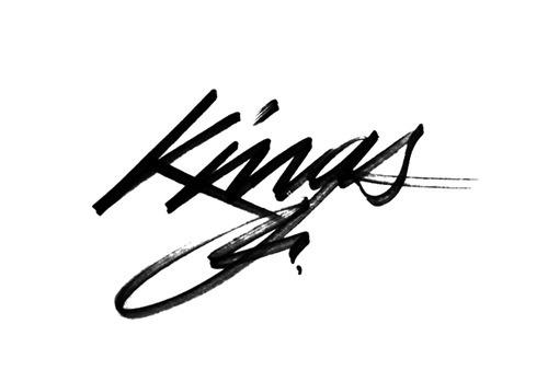 Kings! Sunday Deals. #yerthekid #lettering #script #kings
