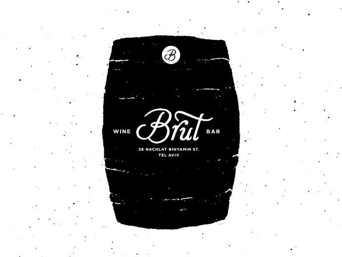 dan_alexander_brut_project31 #identity #bar #interior #restaurant #logo #layout #typography #wine #lettering