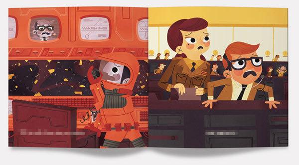 Eight Hour Day » Blog » Andrew Kolb #illustration #people