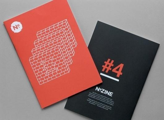 Lookwork: KeenanC's Library #type #red #zine #magazine