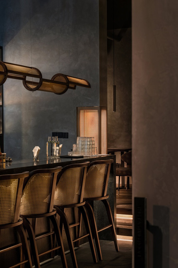 The Tasting Room / GE Space Design