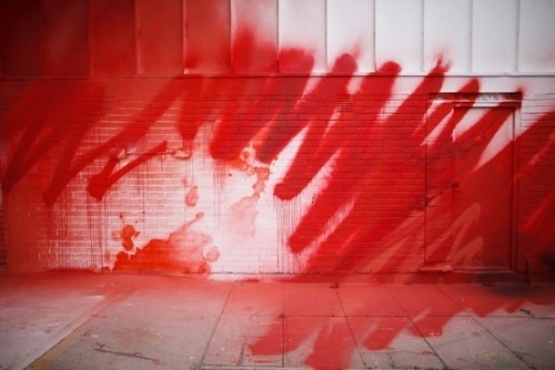 YIMMY'S YAYO™ #owned #red #graffiti #bombing #spray