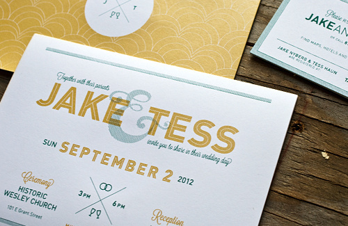steadyprintshop.com and jordanasmith.com #script #design #screenprint #invitations #system #type #wedding #typography