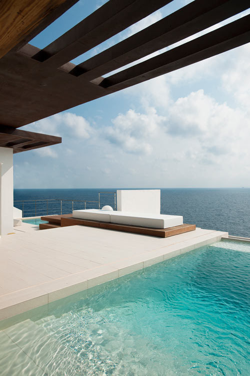 CJWHO ™ #design #landscape #pool #photography #architecture