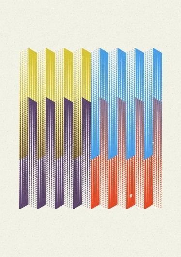 Marius Roosendaal—MSCED '11 #abstract #geometry #marius #design #poster #rosendaal