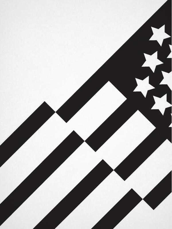 """""""Il lusso di essere semplici"""" Illustrazioni on Behance #drawings #america #white #design #graphic #book #black #& #illustration #usa #editorial"""