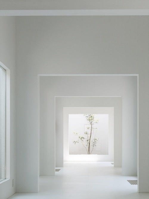 CJWHO ™ #white #tree #design #clinic #dental #photography #architecture #japan