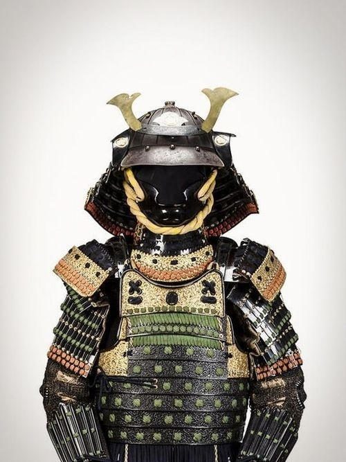 B-U-I-L-D #samurai #armour