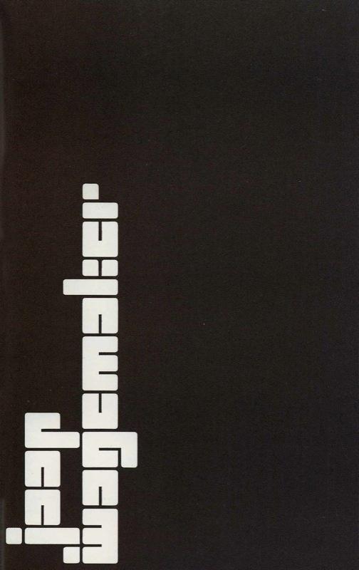 Wim Crouwel #dutch #crouwel #wim #typography