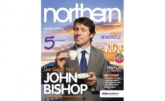 Customer magazine - boywonder #bentley #boy #northern #wonder #craig #magazine