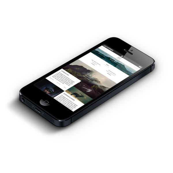 Noma Authentic | Website & App #crisp #sleek #simple #nature #beautiful #organic