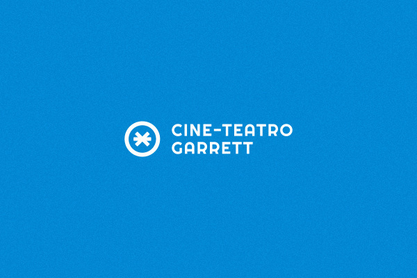 Cine-Teatro Garrett on Behance #logo #identity