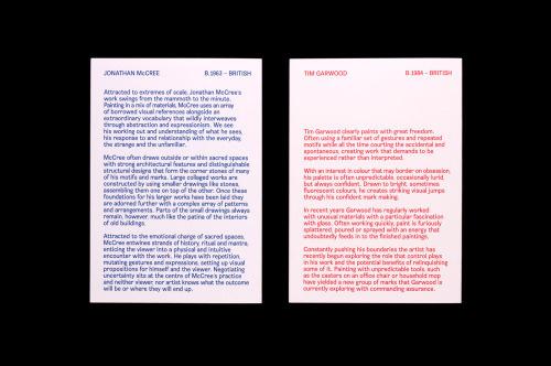 print, flyer, typography