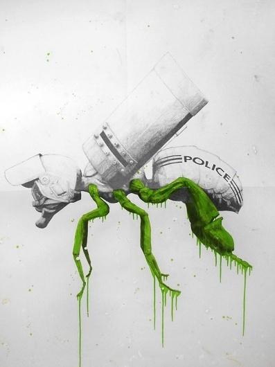 metamorphosis_london_september2011_9-copy.jpg (JPEG Image, 695x927 pixels) #ludo #art #street