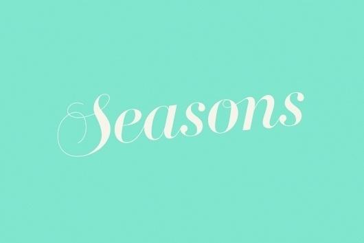 Seasons Entertainment - Studio Sammut #logo #identity #branding