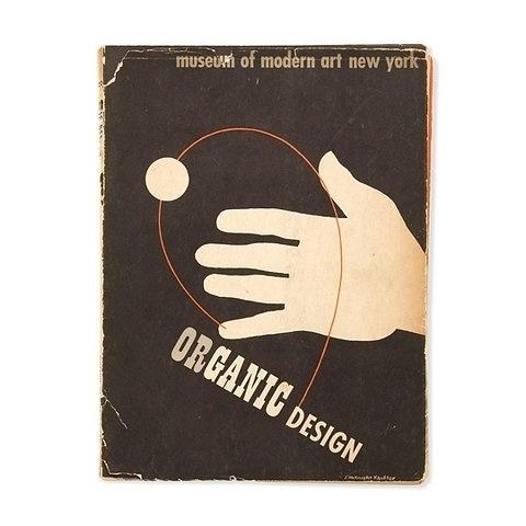 FFFFOUND!   Organic Design in Home Furnishings - MoMA 1941, Eliot F. Noyes - Paul Smith #design #graphic