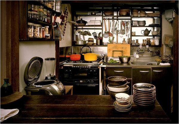 Japanese Kitchen #kitchen #japanese