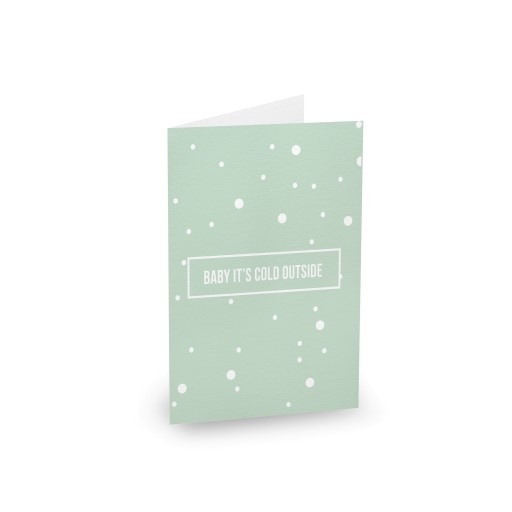 Stripes And Spot - Christmas Cards #paperlust #christmas #holiday #christmascard #cards #card #holidaycard #photocard #photo #design #print