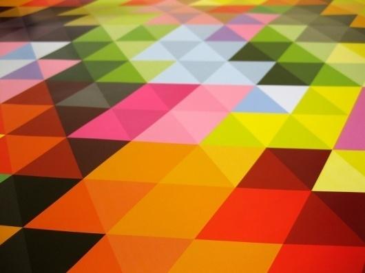 Pattern Romance #mosaic #colour