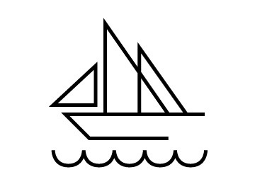 boat.png (360×260) #icon #logo