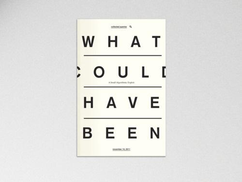 kentson:Typography (print design) #typography