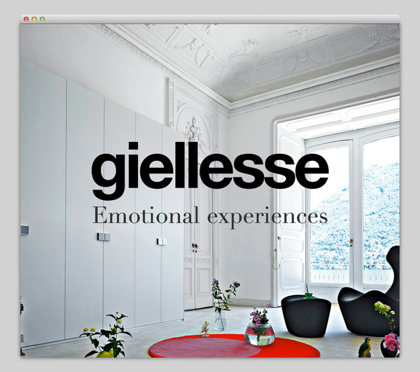 Giellesse #design #website #layout #web #typography