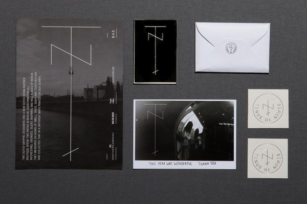 Tenue de Nîmes Identity | Another Something #stationery