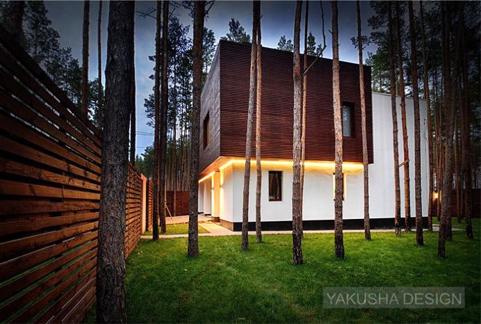 Cube House by Yakusha Design Studio - #architecture, #house, #home, home, architecture