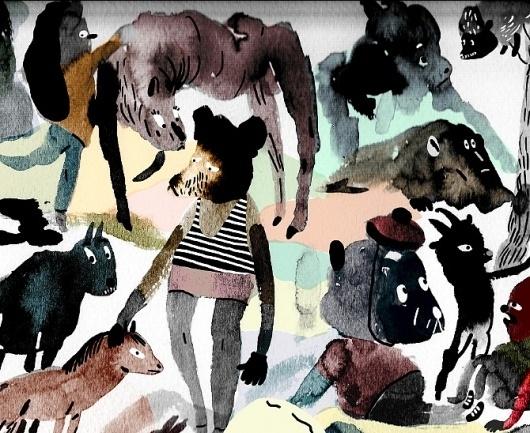 marikajo.com #illustration #animals #johnsen #mari #kanstad