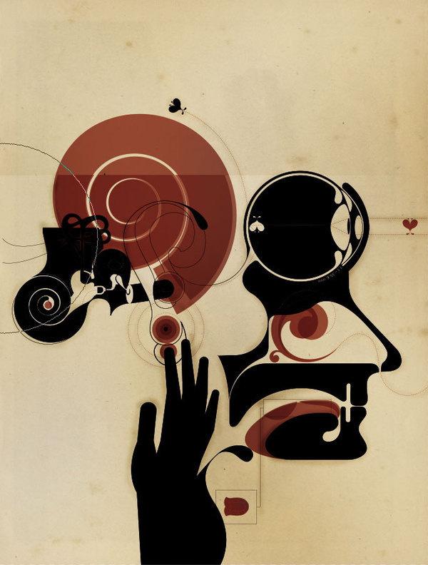 The five senses #swirls