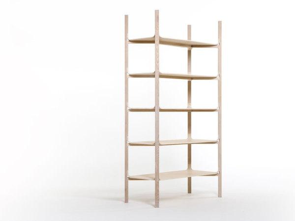 Pelt Shelves by Benjamin Hubert #modern #design #minimalism #minimal #leibal #minimalist