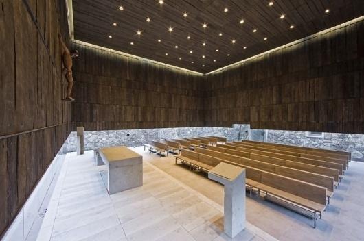 Architecture Photography: Capilla del Retiro / Undurraga Devés Arquitectos Capilla del Retiro / Undurraga Deves Arquitectos – ArchDaily #architecture