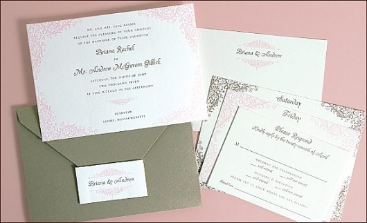 best wedding design gallery elegant invitations images on