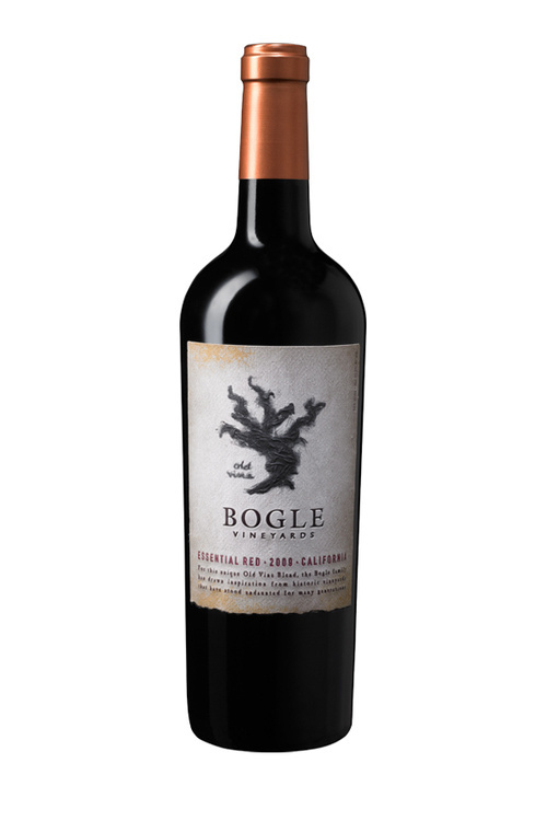 Bogle Essential Red ~ Wine Label Design ~ Packaging ~ Auston Design Group