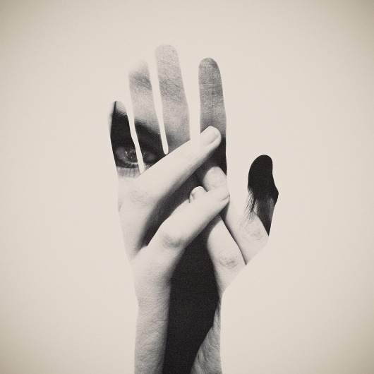 All sizes | DOUBLE EXPOSURE // HAND | Flickr - Photo Sharing! #mountford #dan #exposure #photograph #double #hands
