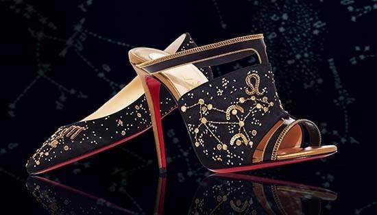Christian Louboutin Unveils Exclusive Zodiac Shoes #ChristianLouboutin #Zodiac #instafashion #fashion #fashionaddict