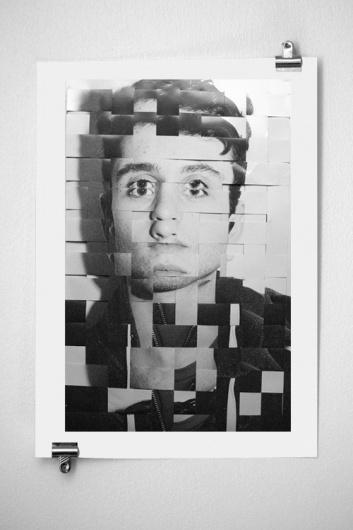 Interbrand Workshop | JAMES MILLER #creative #miller #weave #design #james #poster #film #artist #millerionaire