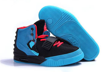 """NRG Yeezy 2 Shoes (Women Size) Black Blue and """"Solar Red"""" (Detailed Look) #shoes"""