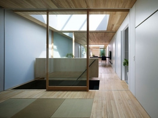 Family House in Obama by Suppose Design | Yatzer™ #interior #abstract #house #modern #architecture #minimalist
