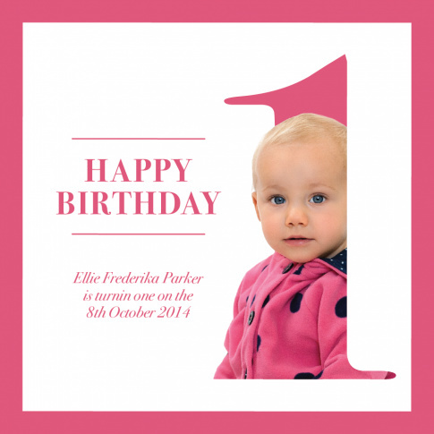 #Baby | #kids #birthday #party #invite. #Photography #collage - #design. #print #photography