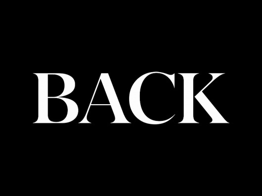 Saturday_Back_SS11-logo.jpg 800×600 pixels #type #typography