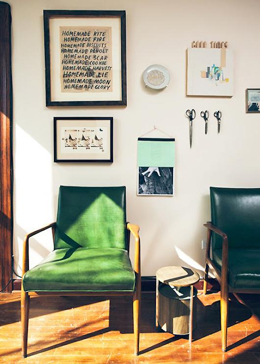 Chad Kouri and Margot Harrington design sponge #interior #design #decor #deco #decoration