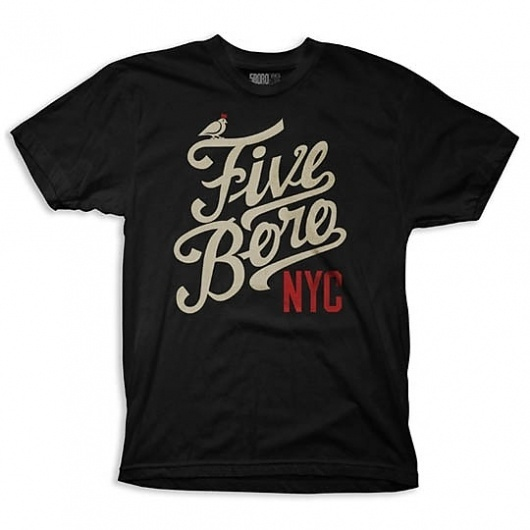 5boro   2011 Summer T-shirts   Radcollector.com #thshirt