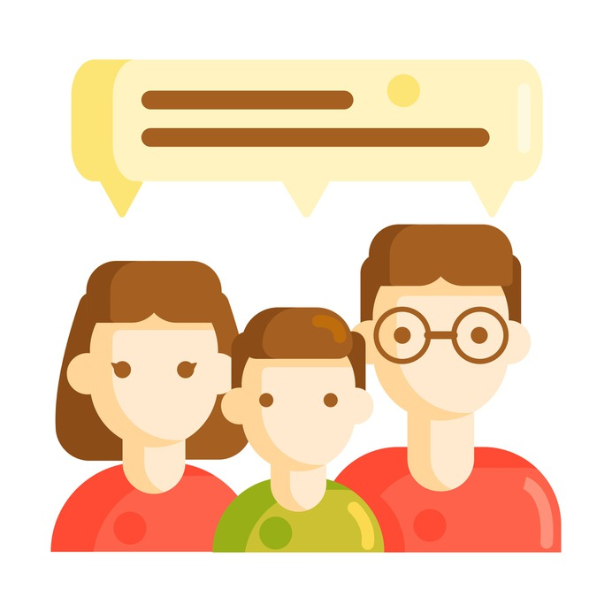See more icon inspiration related to opinion, feedback, mother, comment, parents, chat bubble, rating, father, family, communications, user and love on Flaticon.
