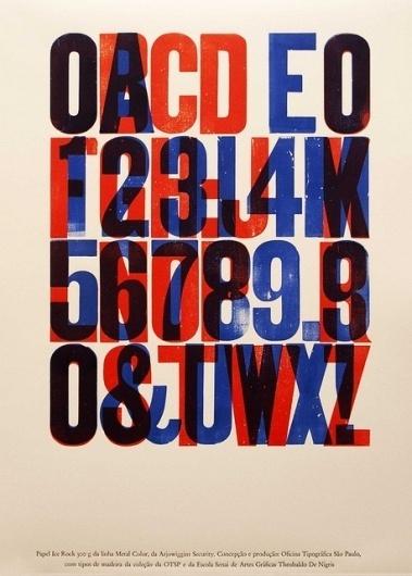 woodtype metal color | Flickr – Compartilhamento de fotos! #so #letterpress #wood #otsp #tipogrfica #type #woodtype #oficina #paulo