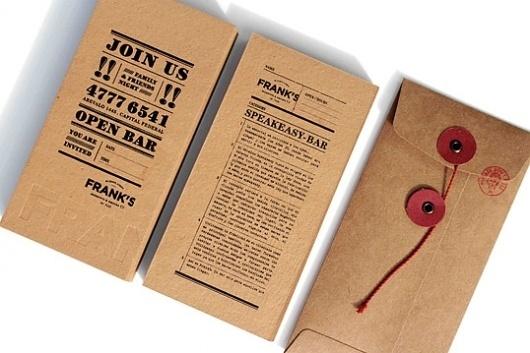 Дизайн визиток. Фирменный стиль. - Бар в Аргентине #branding #design #graphic #identity #stationery