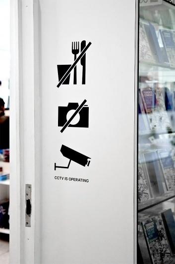 Spin — Design Museum Shop Identity #icon #iconography #symbols