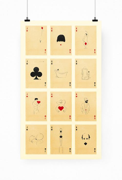 Patrik Svensson #cards #playing #drawing