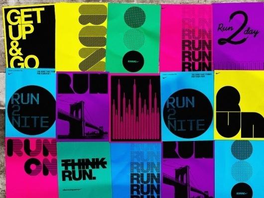 Character | Branding & Design Agency #nike running