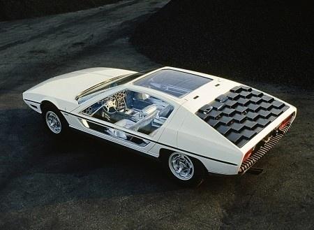 Bertone Design » ISO50 Blog – The Blog of Scott Hansen (Tycho / ISO50) #modern #automobile #design #bertone #car